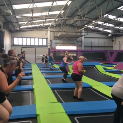 Bounce fitters